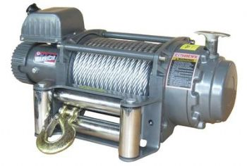 WARRIOR 17500EWX 24 VOLT WINCH